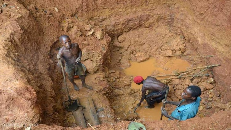 Gold Miners Killed in Mine Collapse