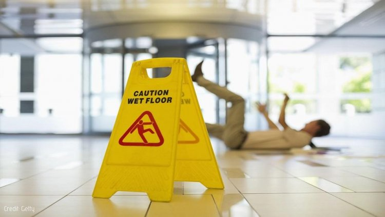 Hotel Cleaner to be paid for Slip and Fall Injuries