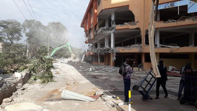 There's need to ensure safety in Demolitions of Buildings