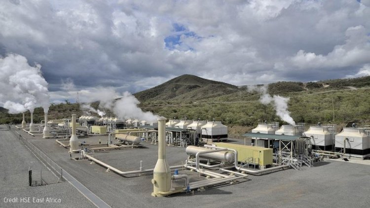 Africa Union Awards Grants for New Geothermal Projects in East Africa