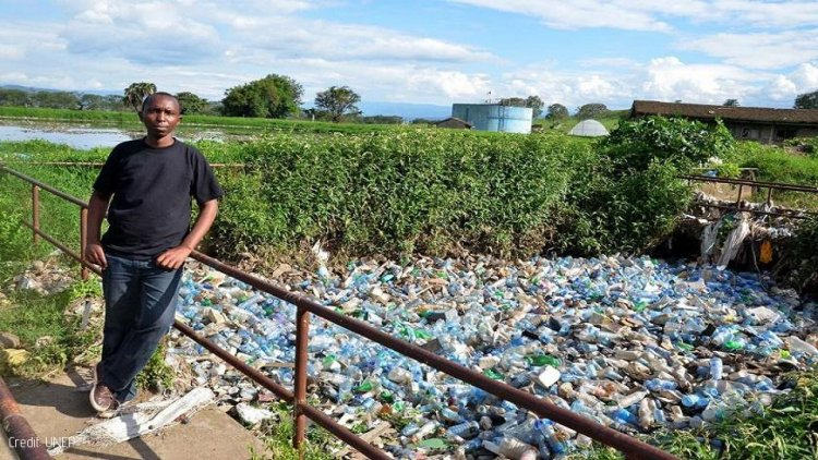 Meet James Wakibia the Campaigner behind the Plastic Bag Ban in Kenya