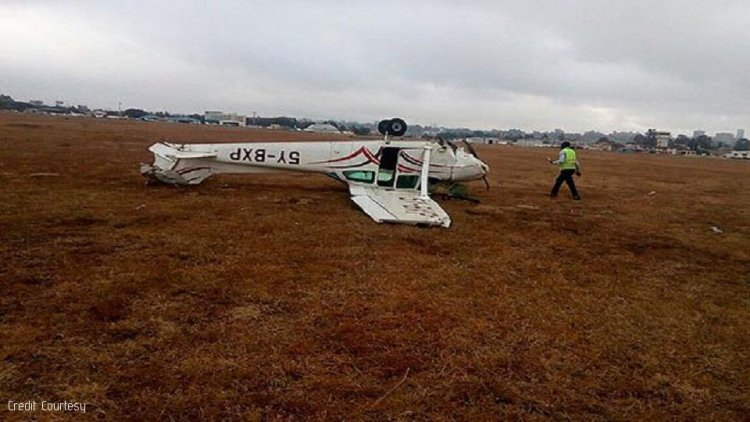 Flight Instructor and Trainee Injured in Light Aircraft Crash
