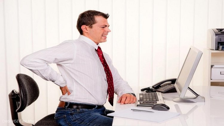 Office Health and Safety: Ergonomics
