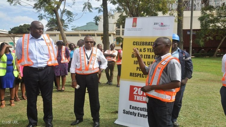 UBL launches one week safety campaign