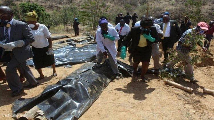 Asbestos Waste Dumped in Kitui Removed