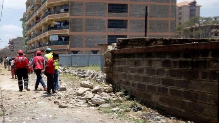 Construction worker dies following wall collapse
