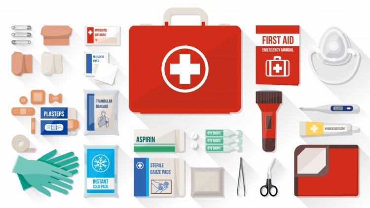 Essentials for your First-Aid Kit